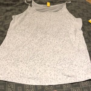 NWT Lole tank with mesh